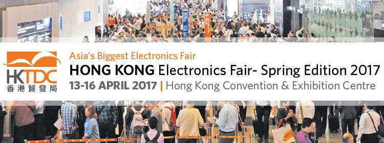 HONG KONG ELECTRONIC FAIR ABRIL 2.017: LA TECNOLOGÍA QUE VIENE