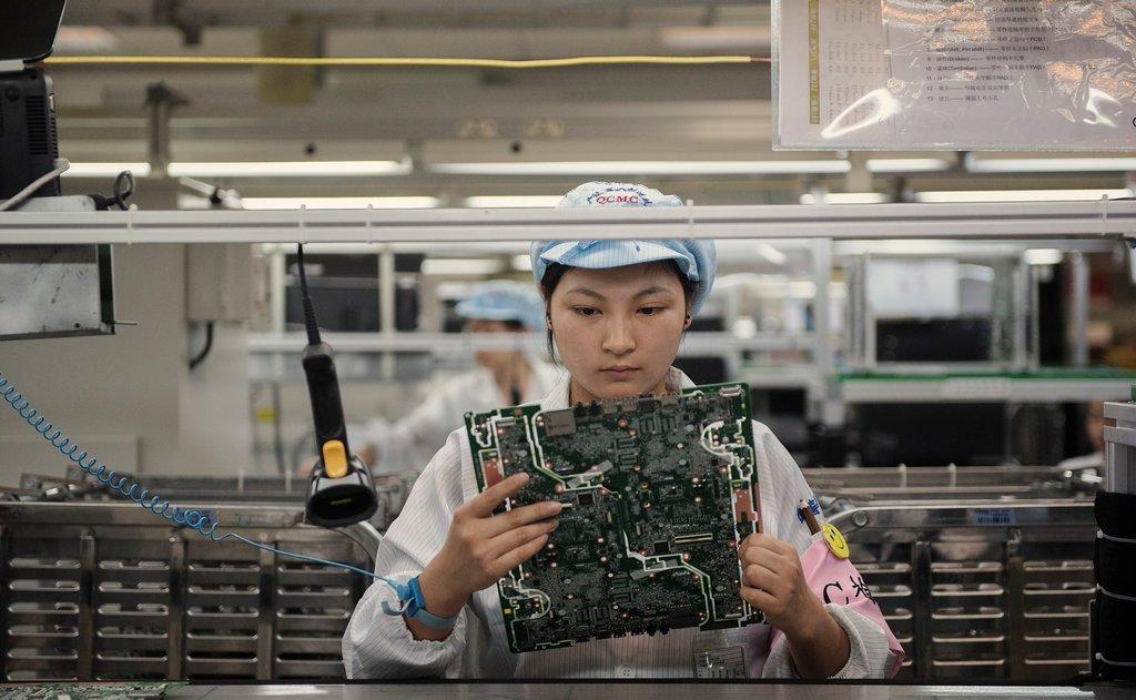 LA REALIDAD DEL EMPLEO EN CHINA.